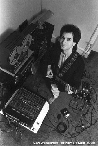 Carl Weingarten 1986